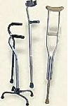Misc. Medical Supplies Crutches-canes1